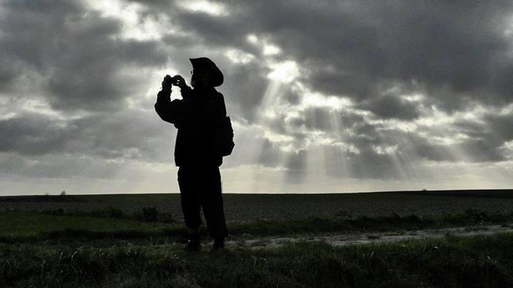KlimaPILGRIM Rembert Schleicher über den ersten Tag seines Weges nach Paris