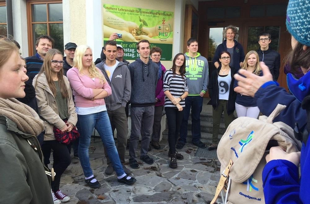 HLWU Yspertal – Hotspot der nachhaltigen Bildung in Österreich