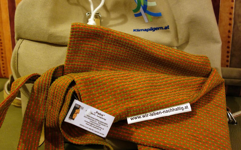 """Handgefertigte Tasche """"Petra"""" (von Modatex)"""